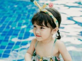 小孩头像图片推荐 QQ微信萌娃头像女生超可爱头像