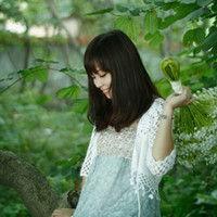 最新漂亮唯美女生QQ头像 你那天真迷人的笑容