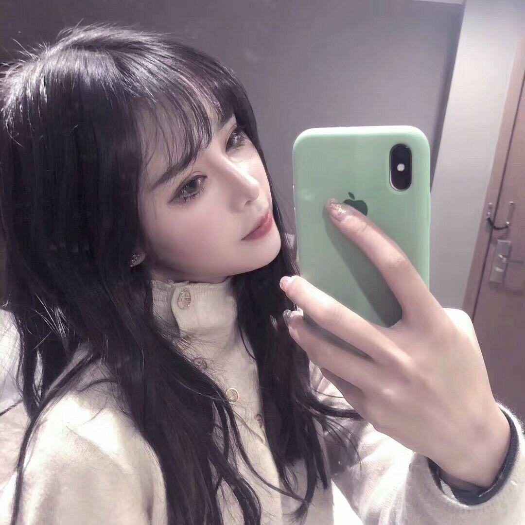 超好看的QQ微信头像女生唯美性感美女头像图片