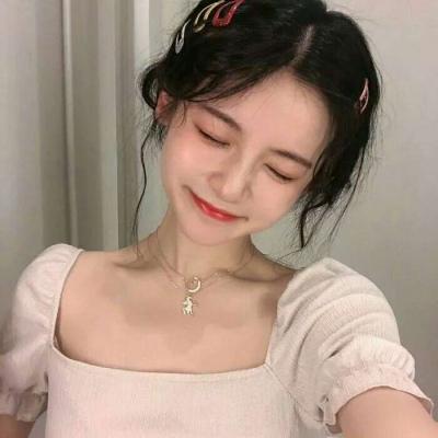 甜甜的很可爱的QQ女生头像大全 这一刻我感觉恋爱了