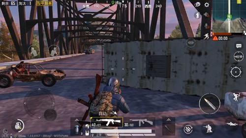 进阶战术:和平精英如何堵桥?搜的好不如堵得妙