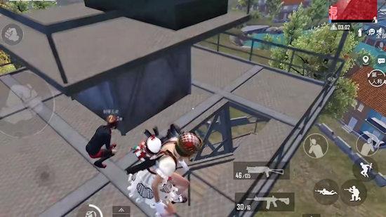 和平精英水城爬铁塔上房技巧 和平精英海岛2.0水城打法攻略
